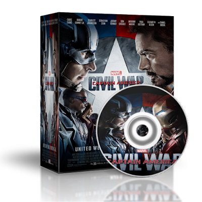 Captain America: Civil War 2016- Audio Latino-Actualizado