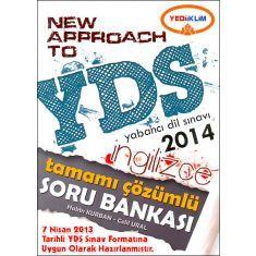 Yediiklim New Approach To YDS İngilizce Soru Bankası (2014)