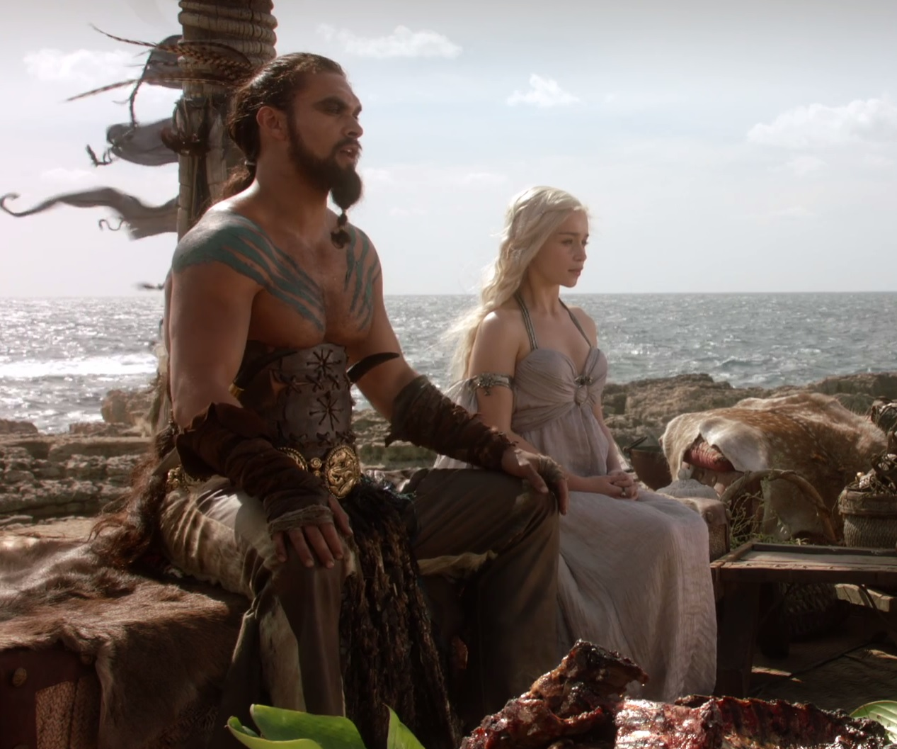 Game Of Thrones Khal Drogo