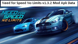 Need for Speed No Limits v1.3.2 Mod Apk Data