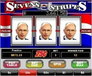 Condono multe slot machine