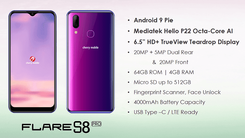 Reasons that make the Cherry Mobile Flare S8 Pro very exciting for a PHP 6K phone