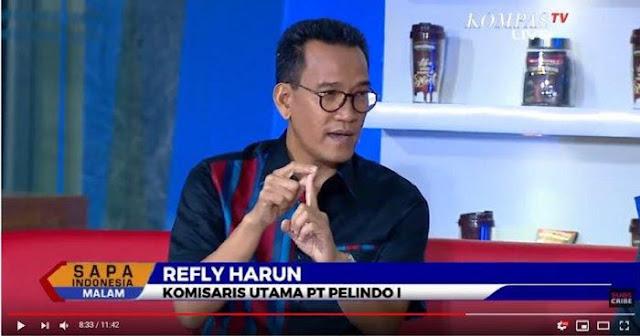 Refly Harun Ungkap Fakta di BUMN soal Meraup Rupiah dengan Rangkap Jabatan: Bertambah 30 Persen