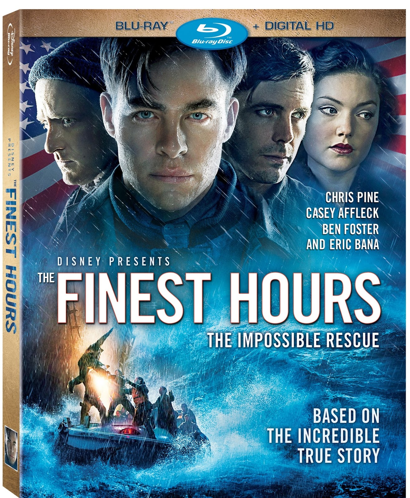 Sasaki Time: The Finest Hours - On Blu-ray and Digital HD May 24