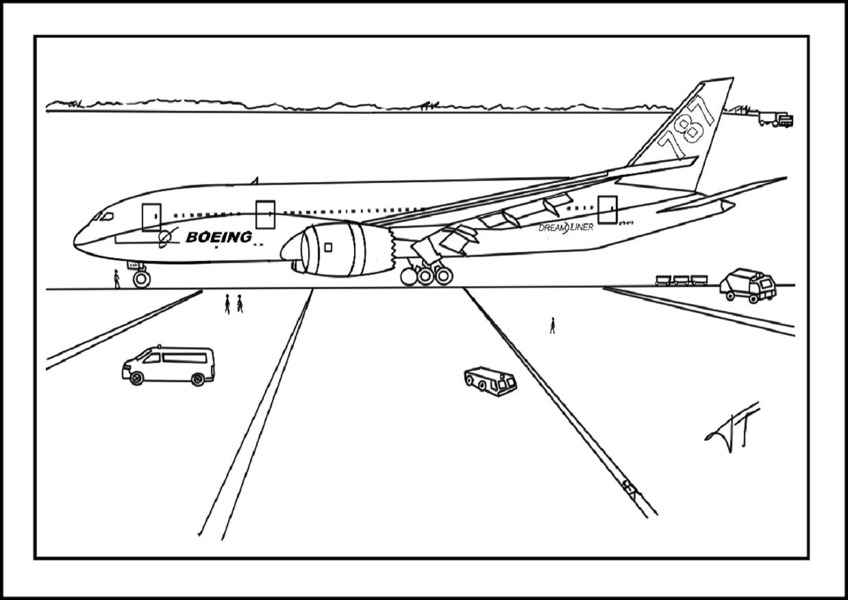 Brinquedos De Papel: Aeroporto