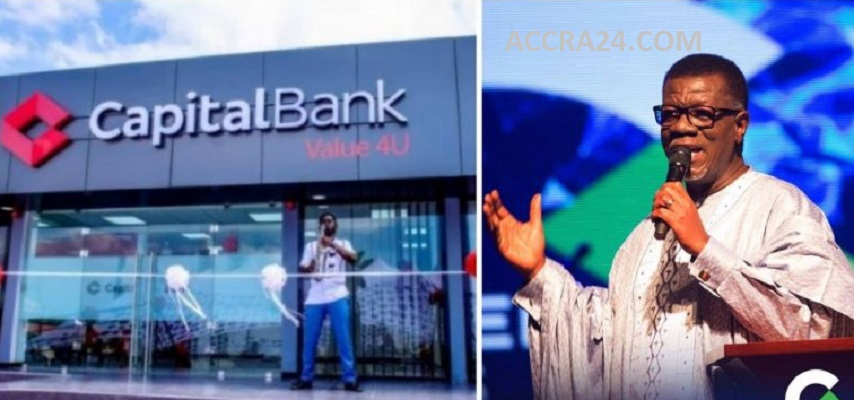 Pastor Mensa Otabil, ICGC, 13 others sued for 'serious financial loss' at Capital Bank