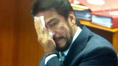 Tito Sotto Cried