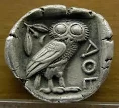 Ancient-Greek-Owl-Coin