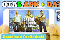 تحميل وتشغيل لعبة GTA 5 على الأندرويد مجانا شغالة 100% جتا
