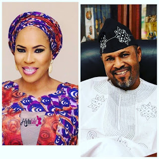 Happy Birthday To Fathia Williams Balogun And Saidi Balogun