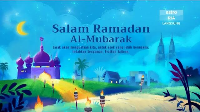 Senarai Drama Ramadan 2020