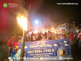 Takbir Keliling Dalam Rangka Safari Dakwah Idul Qurban 2019