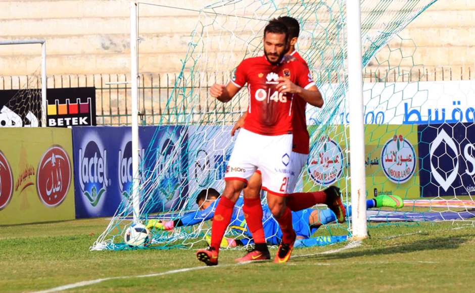نتيجة مباراة الأهلي وطنطا بتاريخ 15-01-2020 الدوري المصري
