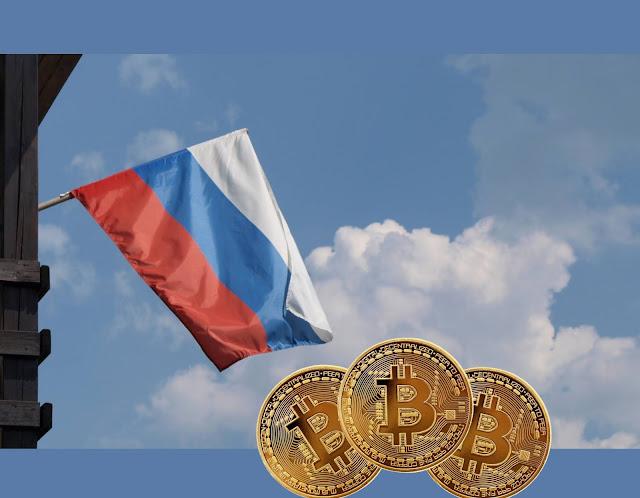 روسيا تدرس امكانية فرض حظر على استخدام العملات الرقمية المشفرة كوسيلة دفع
