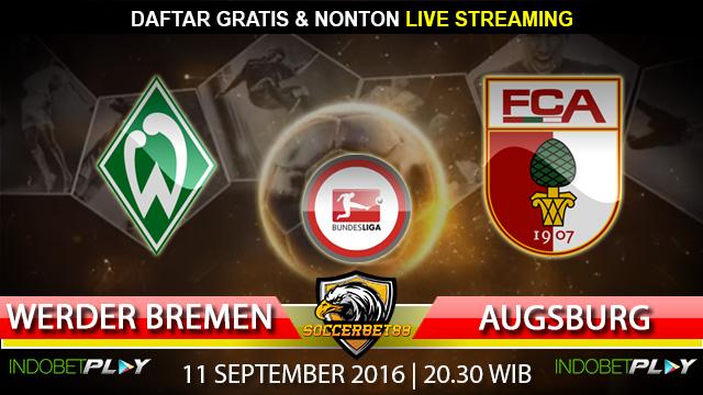 Prediksi Werder Bremen vs Augsburg 11 September 2016 (Liga Jerman)