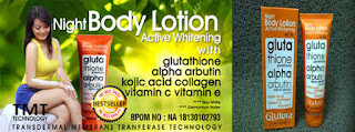 Glutera Body Lotion