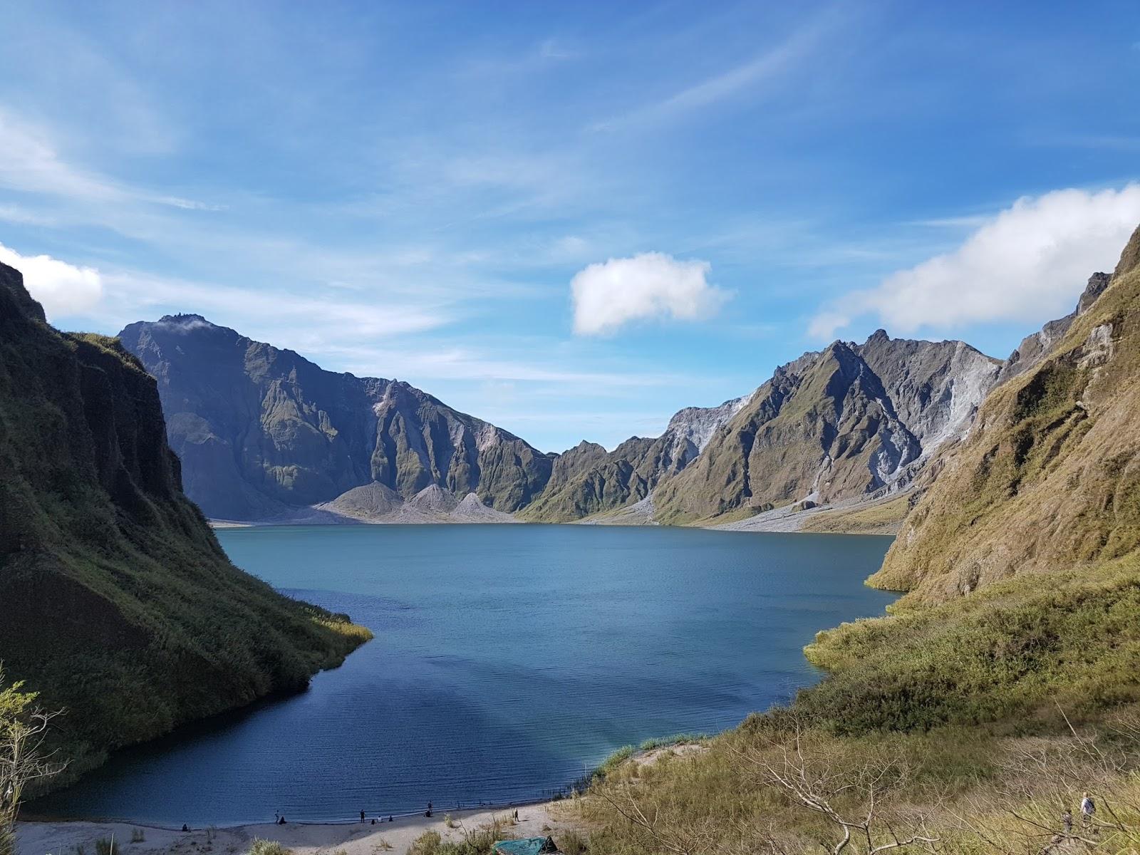 Moredantravels at Mt. Pinatubo