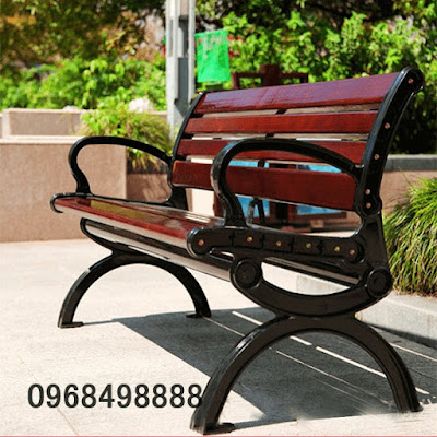 Mẫu ghế gỗ công viên bán chạy nhất