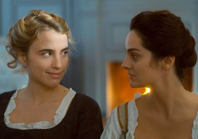 Crítica: 'Retrato de una mujer en llamas' (2019), de Céline Sciamma: la pasión de las miradas