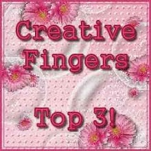 Top drie Creative Fingers -1 mei