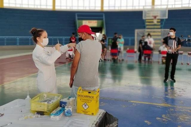 Registro-SP avança na vacinação contra Covid-19 e abre para jovens acima de 14 anos nesta segunda-feira 6/9