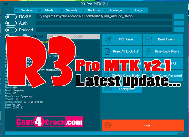 R3 Pro MTK v2.1 Latest version Free Download