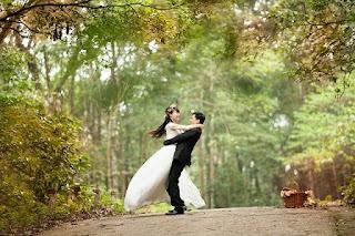Örnek Düğün Fotoğrafı Pozu