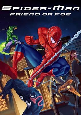 Capa do Spider-Man: Friend or Foe