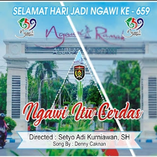 Denny Caknan - Kota Ramah (Ngawi Ramah) Mp3