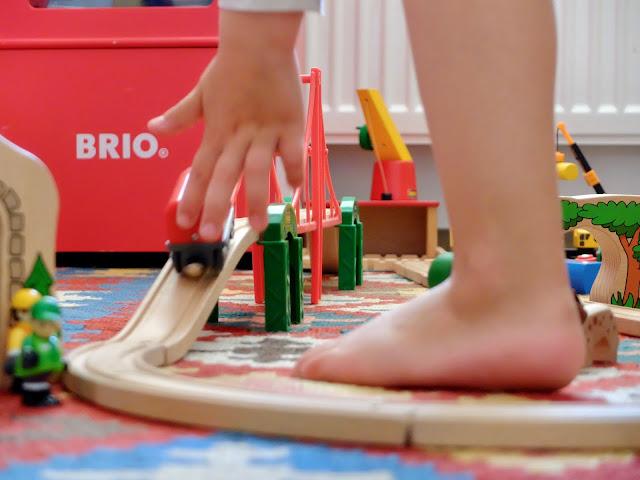 Brio, Brio lek, Brio leksaker, Brio toys, Brio tåg, Brio tågbana, Brio trains, Sugar Helsinki