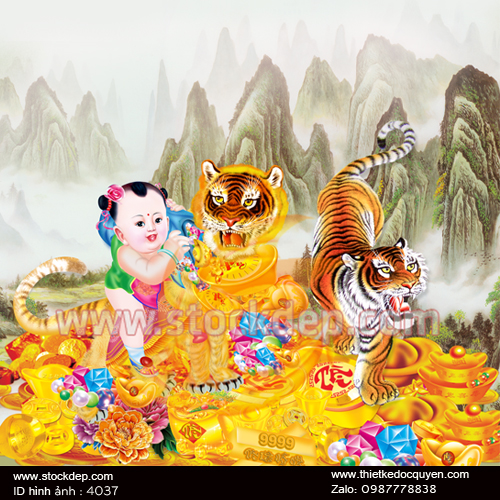 Chinese new year 2022 – year of the Tiger