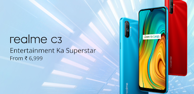 Realme c3 the best budget gaming phone