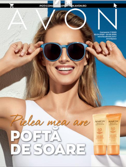 AVON Promotii + Catalog-Brosura  № 7