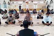 Binrohtal Polres Majene Jadi Sarana Evaluasi Polri Lebih Promoter