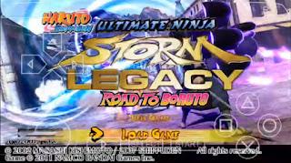 Naruto Shippuden Ultimate Ninja Legacy mod Iso Cso PPSSPP