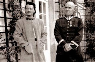 Marta i Edward Śmigły-Rydz fot. kuriergalicyjski.com