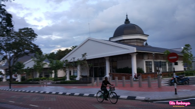 how to visit and explore  mesing city malaysia