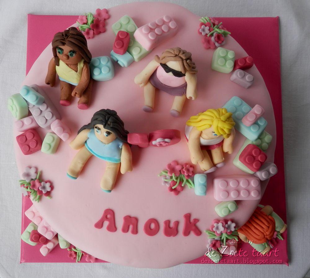 Uitzonderlijk De zoete taart: Lego Friends @WE07