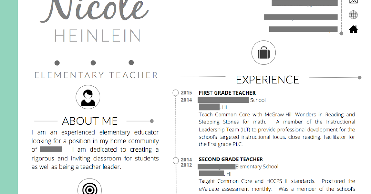2nd grade teacher resume example resume and
