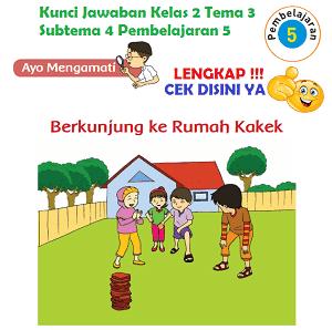 Kunci Jawaban Kelas 2 Tema 3 Subtema 4 Pembelajaran 5 www.simplenews.me