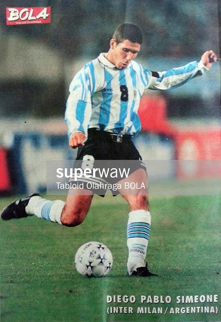 Diego Pablo Simeone Argentine