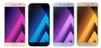 Samsung A7 2017 vừa nhận chuẩn FCC - 164762