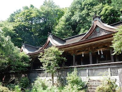 吉野山:吉野水分神社