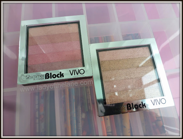 Vivo Cosmetics Shimmer Block