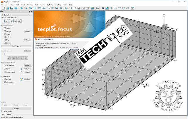 Tecplot Focus 2019