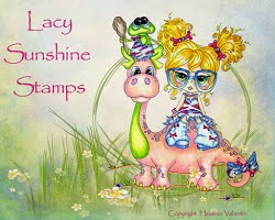 Lacey Sunshine Stamps