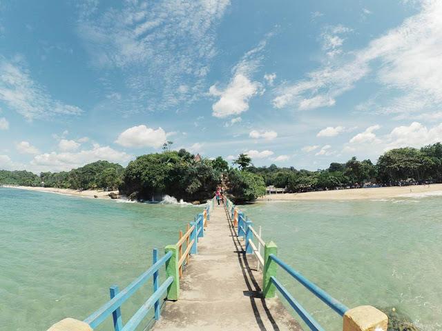 jembatan pantai balekambang