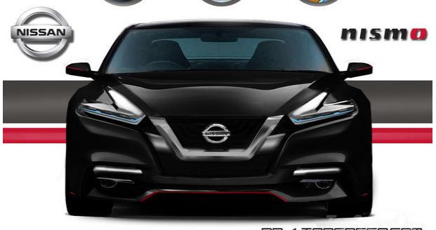 2016 Nissan Maxima Nismo Redesign
