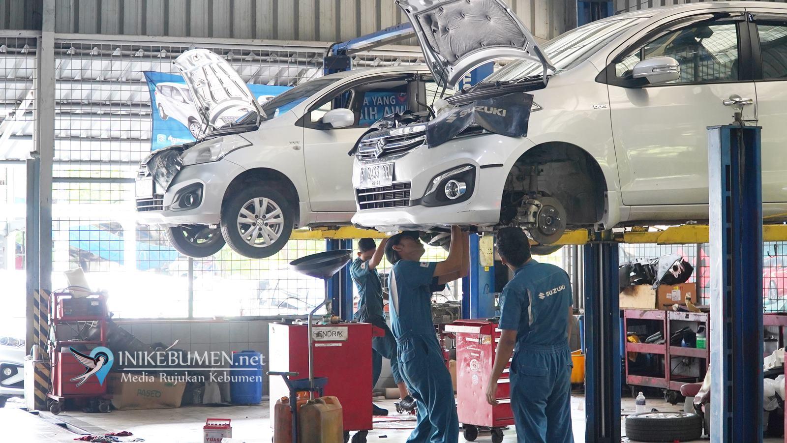 Biaya Perawatan SUV Suzuki XL7 Hanya Rp 3.800 per Hari Selama 5 Tahun
