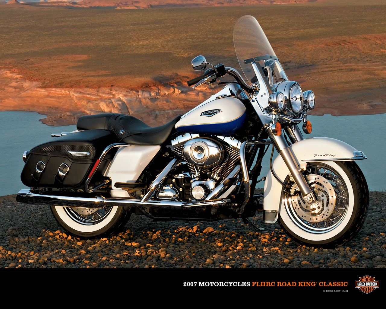Motorcycles: Harley Davidson Wallpaper Collection #1